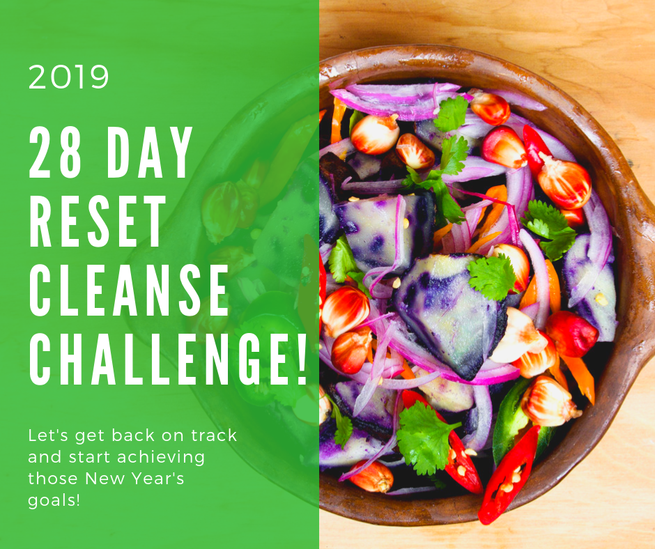 cleanse challenge